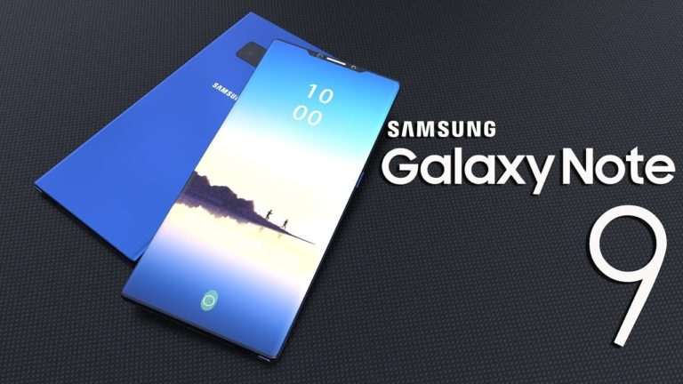 Samsung has introduced a new flagship Note 9