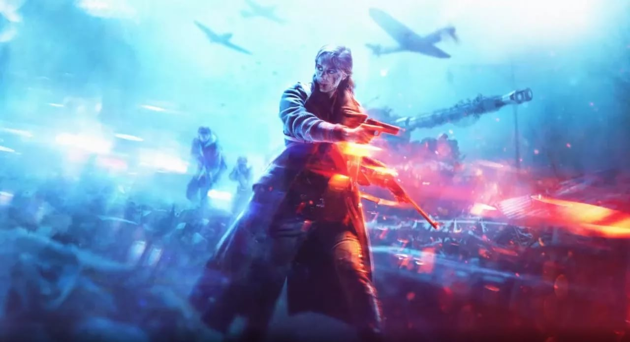 Released a new gameplay trailer for Battlefield5