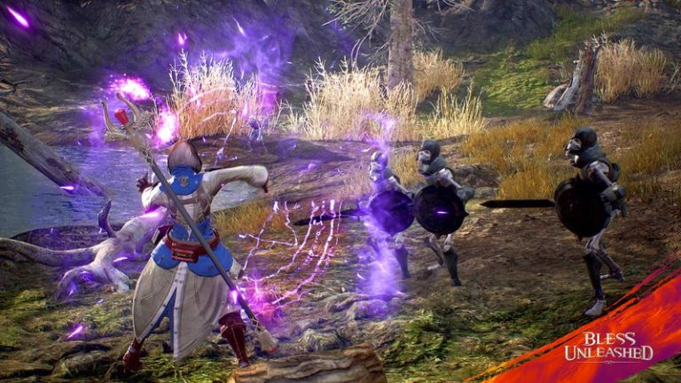 Namco presented its first MMORPG for consoles