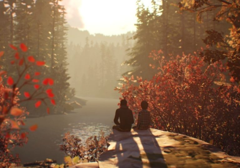 The world premiere of a trailer and a gameplay of Life is Strange 2