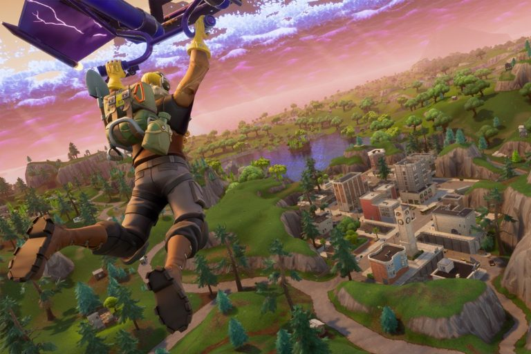Mobile version of Fortnite will not visit the Google Play site