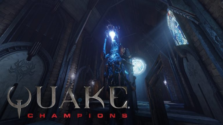 Quake Champions became a Free-to-play project