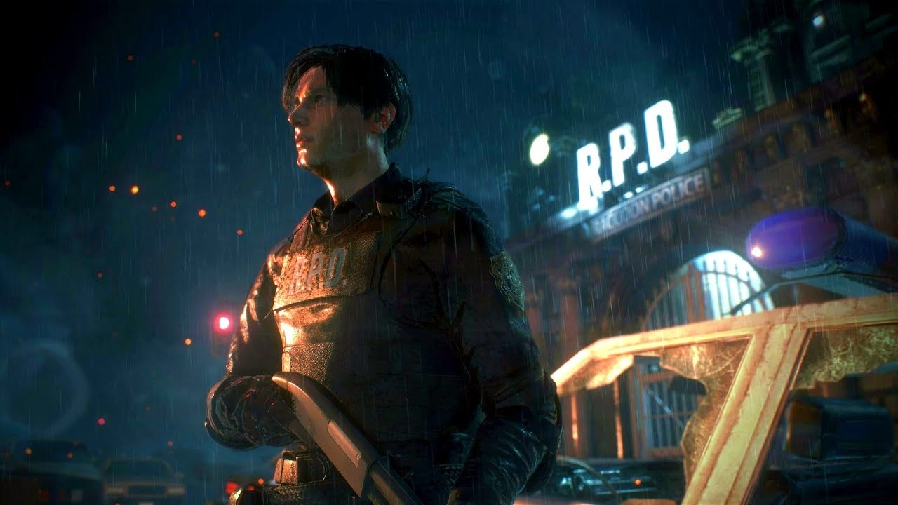 At Gamescom 2018 the release date of Devil May Cry 5 was announced, and Claire Redfield was showed in Resident Evil 2.