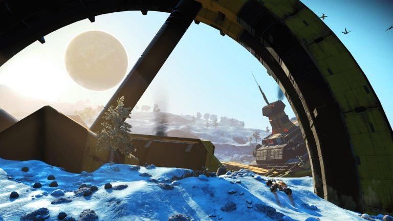 The update «Next» for No Man's Sky