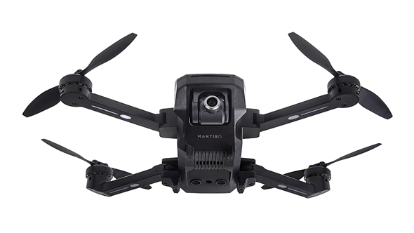 Yuneec company introduced a folding drone that can stay in the air for more than 30 minutes