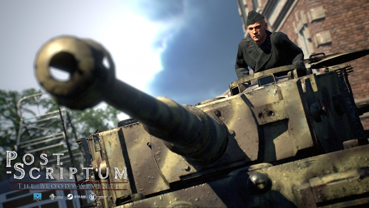 A realistic simulator of World War II will be released in August