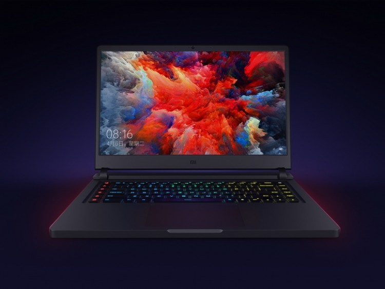 The release of the global version of Xiaomi MiGaming notebooks