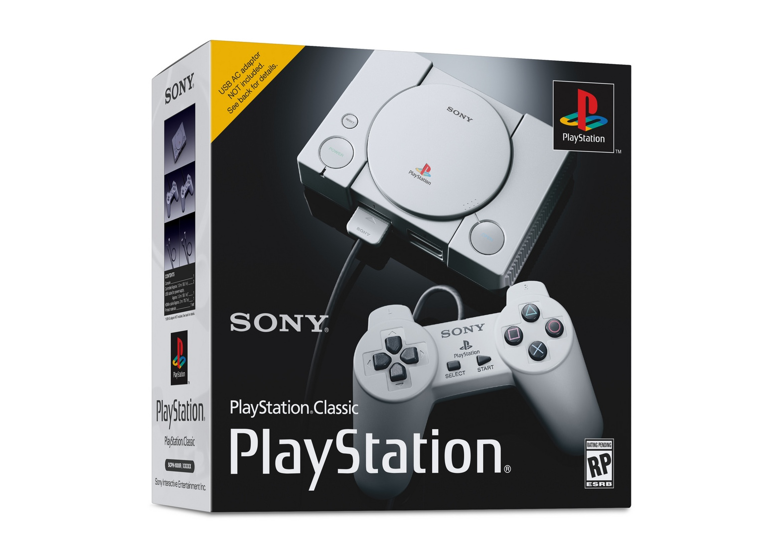 The list of games that will be released Sony PlayStation Classic