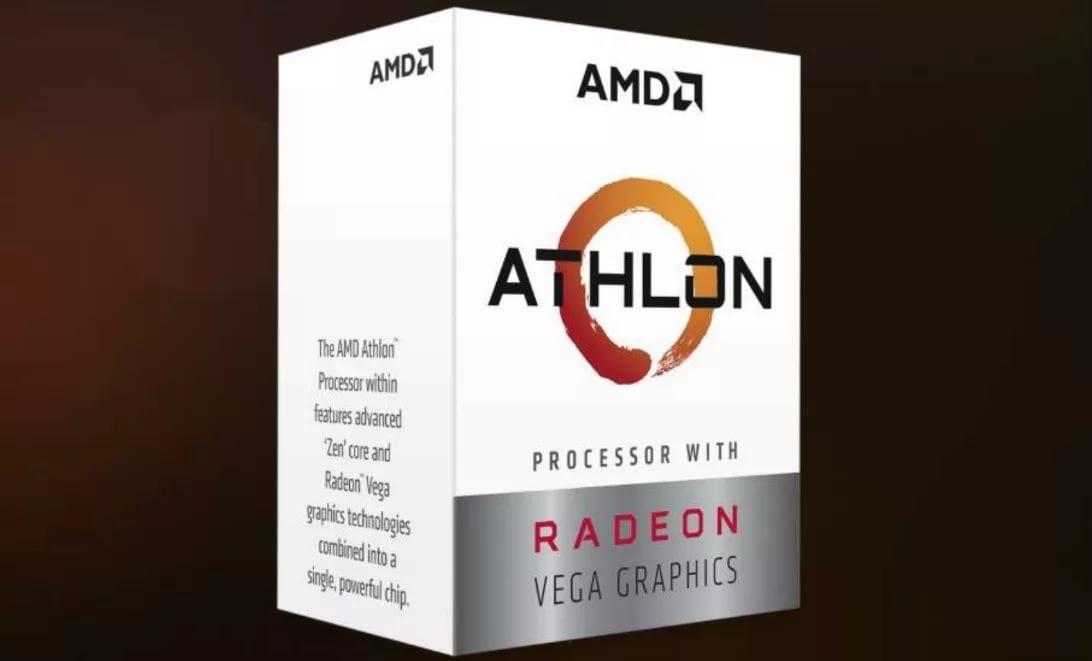 AMD introduced the budget processor Athlon 200GE