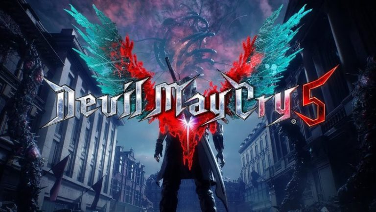 In the network appeared 14 minutes of video gameplay Devil May Cry 5