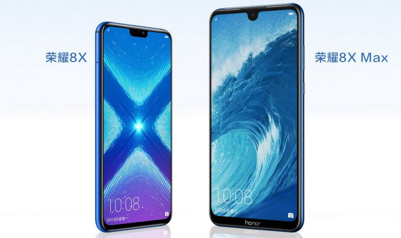 Huawei unveiled a new budget smartphone Honor 8x