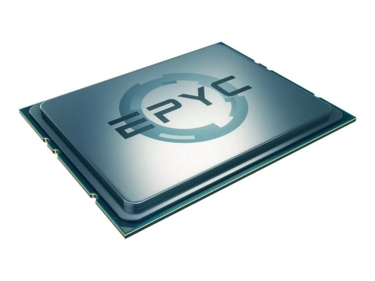 The AMD EPYC Rome processor broke the Cinebench R15 world performance record