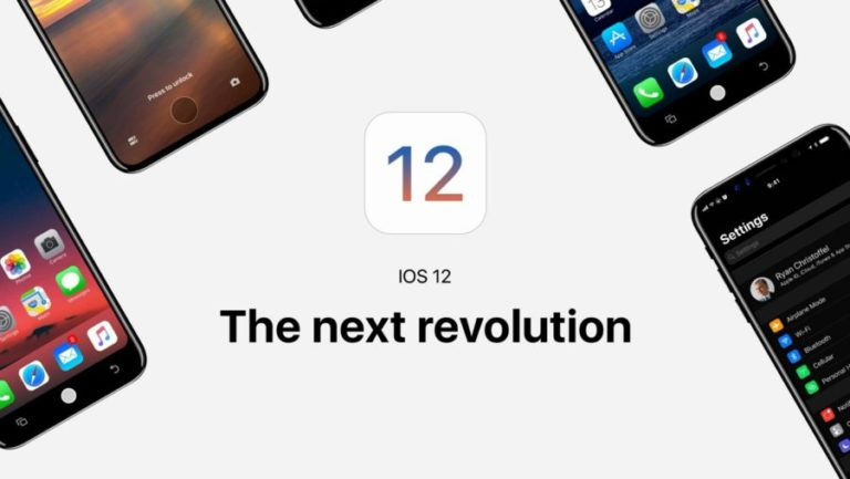 iOS 12 is available for download