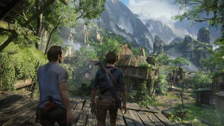 Short film. How Uncharted 4 was created
