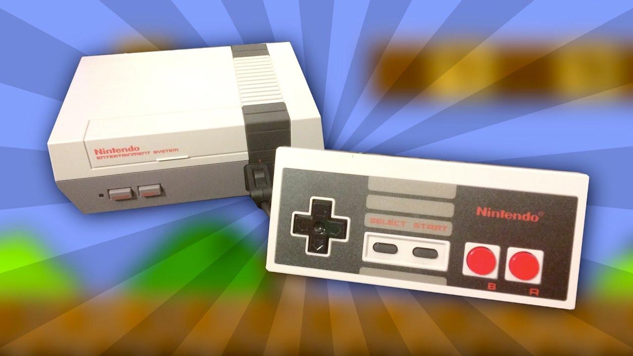 Oldschool: best NES games))