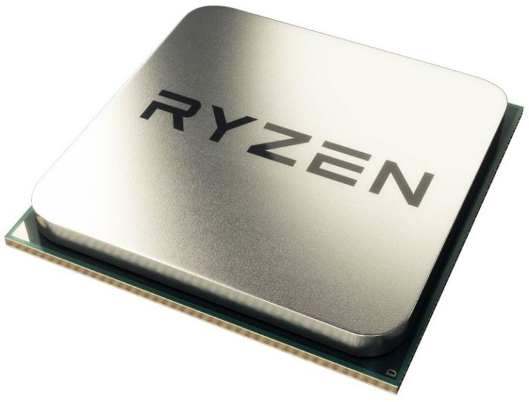 List of first generation AMD Ryzen processors for AM4 platform