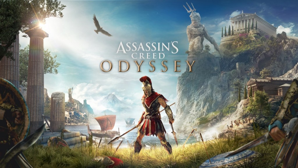Assassin's Creed Odyssey: Official trailer and game video