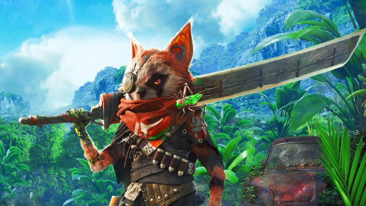 A few words about Biomutant
