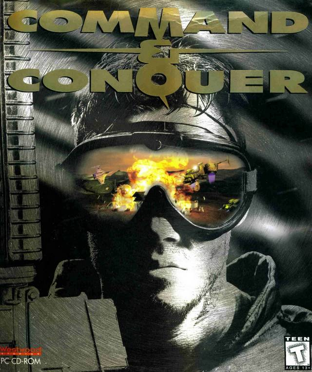 EA decided to reissue Command & Conquer in honor of the 25th anniversary of the classic game