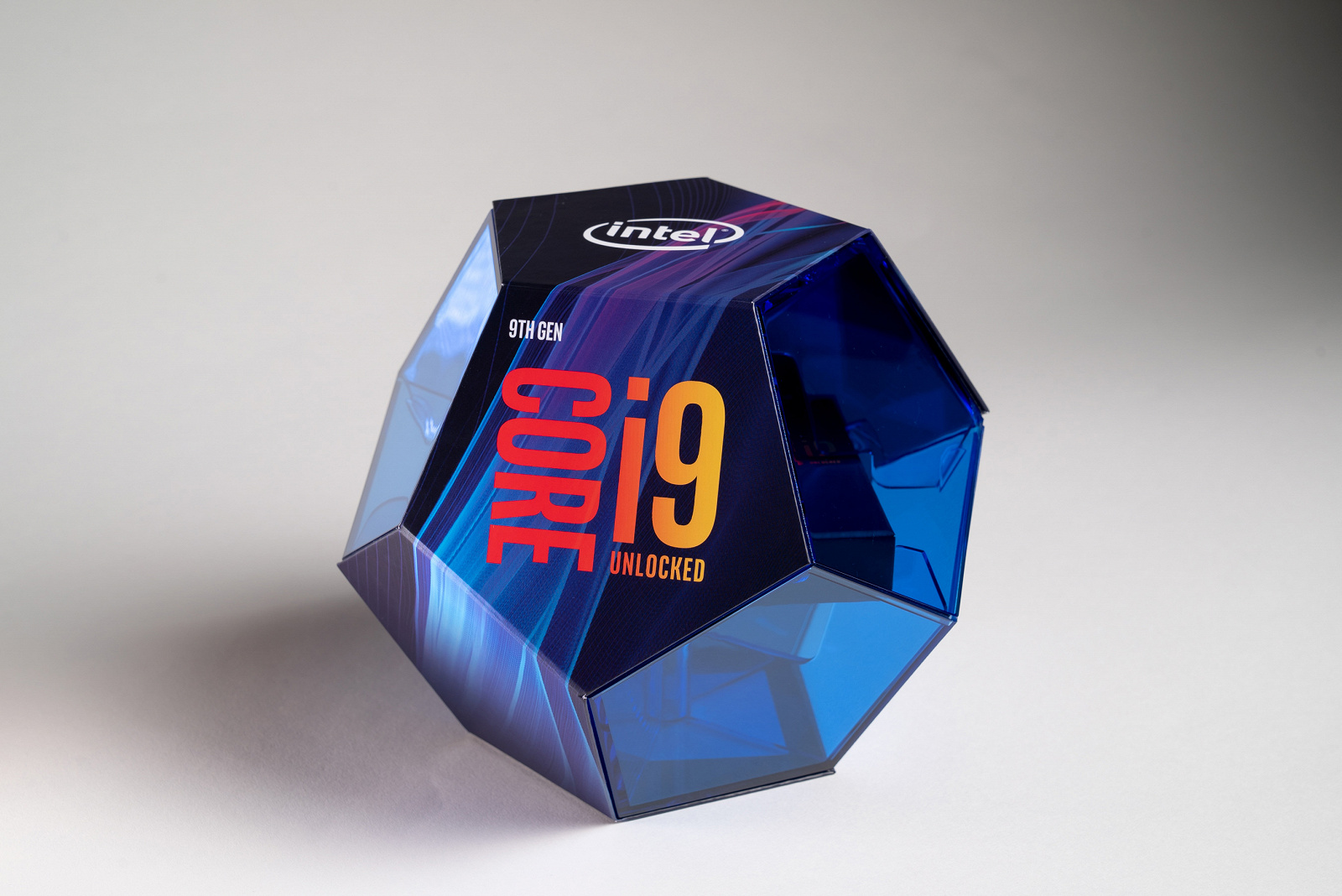 October 8 is the premiere date of the 9th generation of Intel processors