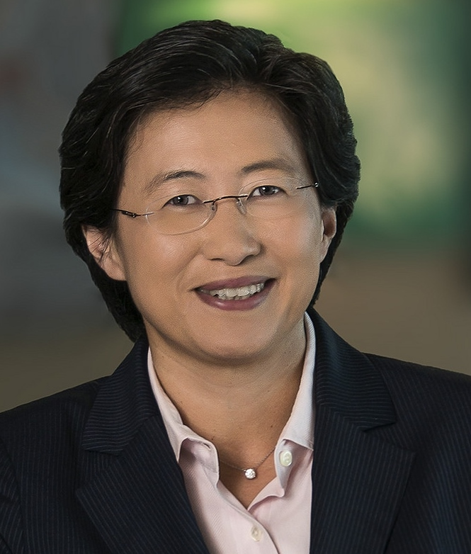 Lisa Su, President of Advanced Micro Devices, will deliver a keynote speech at CES2019
