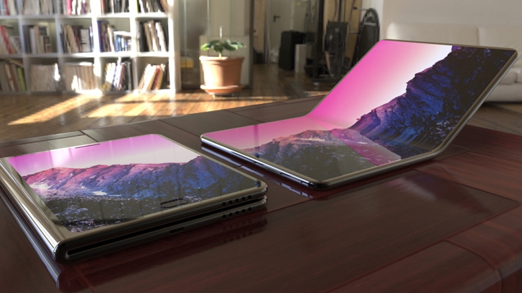 Samsung is developing a laptop with a folding display