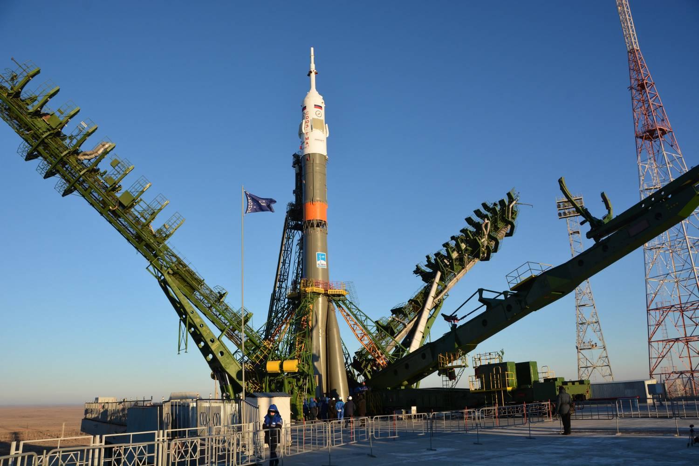 Unsuccessful launch of the Soyuz rocket vehicle