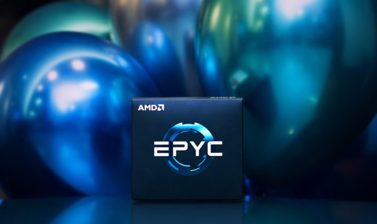 AMD introduced 7-nm processors EPYC