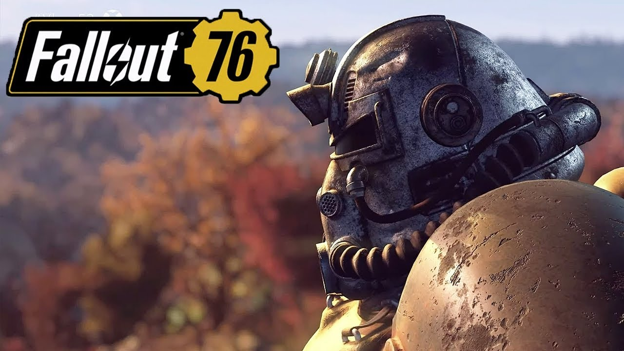 Fallout 76 was released on November, 14