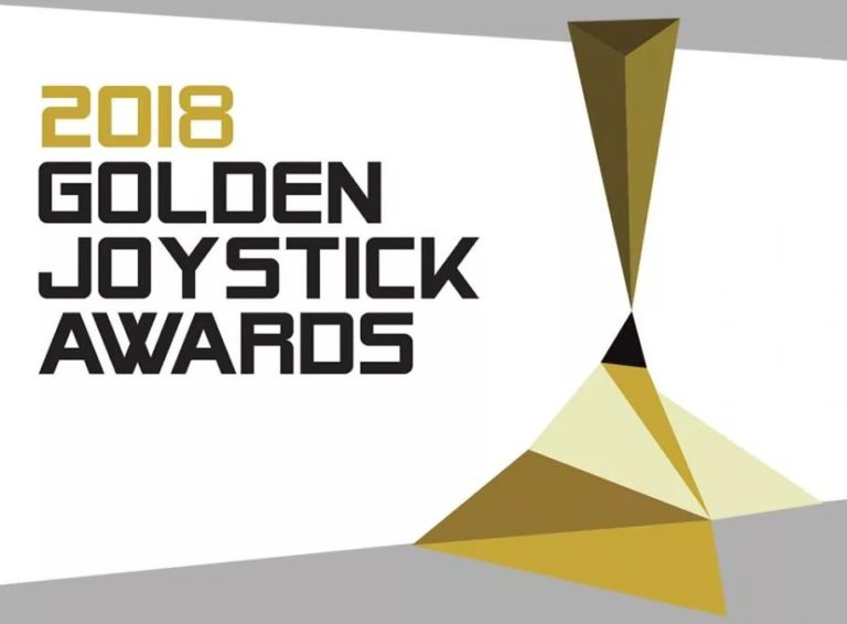 The results of the Golden Joystick Awards 2018