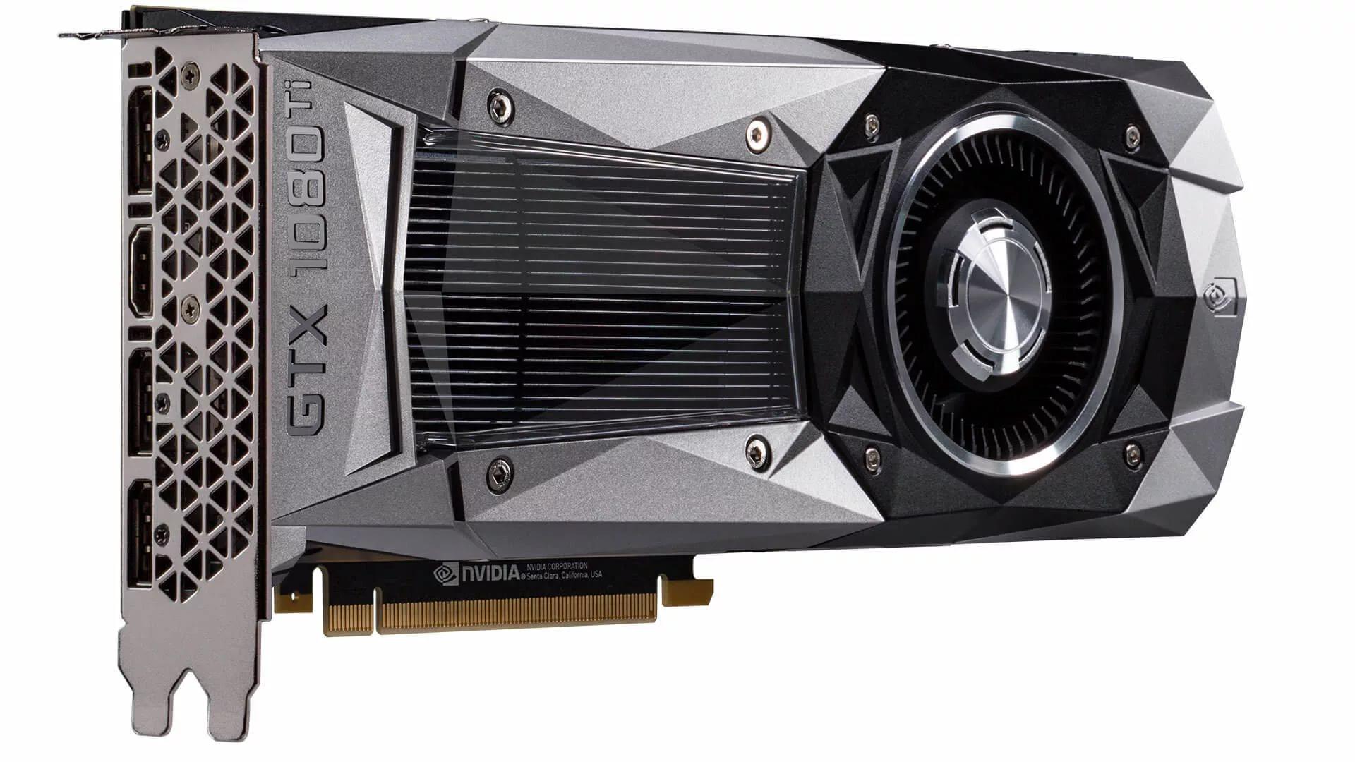Nvidia stops the supply of  GTX1080Ti