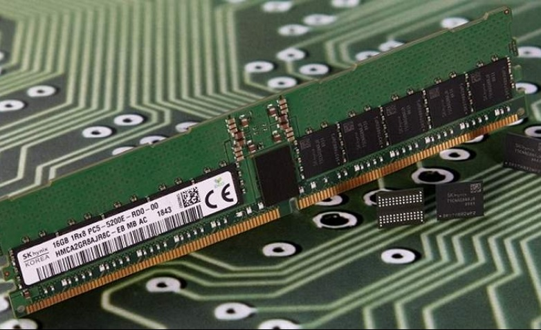 SK Hynix introduced the 16-gigabits chips DDR5