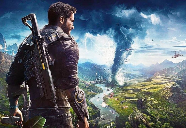 New trailer for Just Cause 4