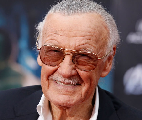 Died Stan Lee — the creator of Marvel comic book
