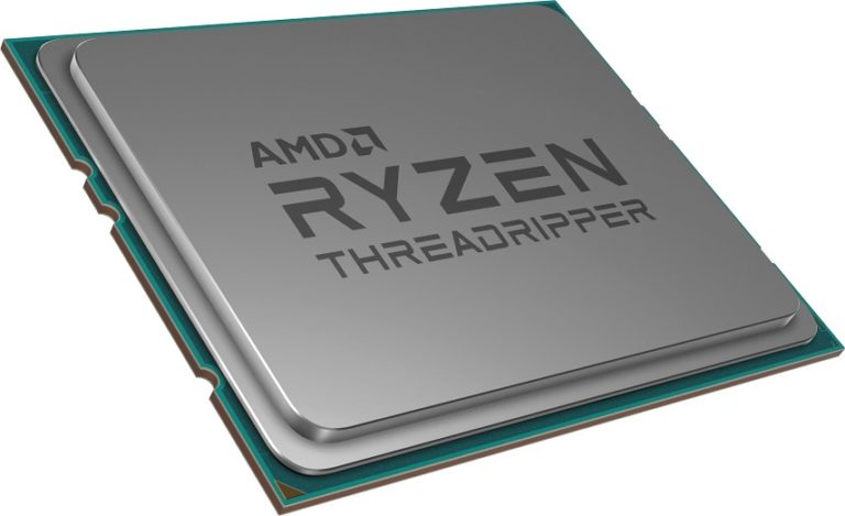 List of second generation AMD Ryzen Threadripper processors for TR4 platform