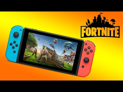 50% of users of all Nintendo Switch installed Fortnite
