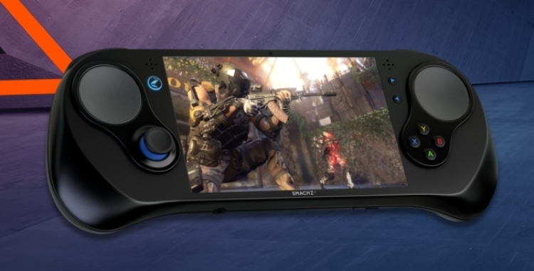 The release of the portable console Smach Z based on AMD Ryzen is scheduled for early 2019