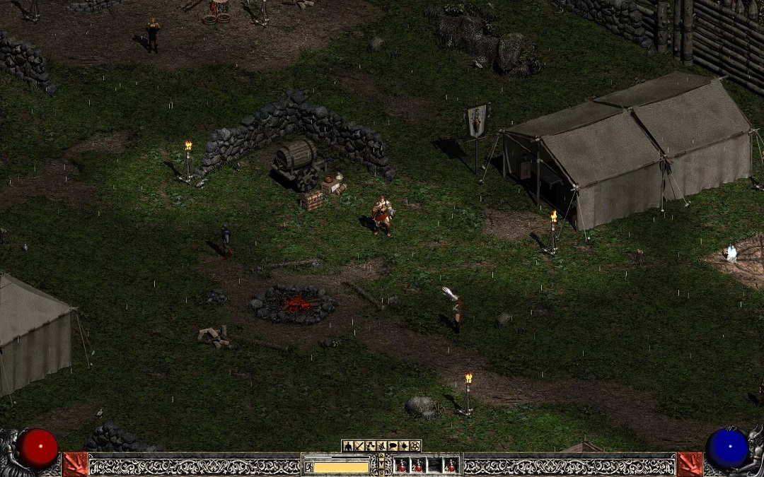 The mod Median XL to Diablo 2 is preparing to release with an updated engine