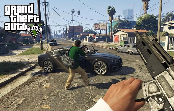 Over 100 million copies of GTA5 were sold