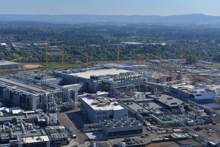 Intel модернизирует свой завод в Орегоне, США