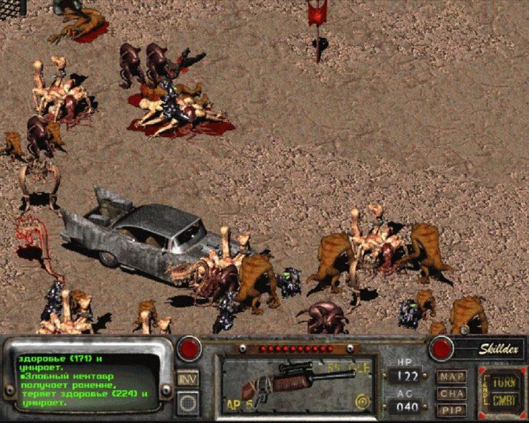 Проект Арройро вновь ожил! Мод Fallout 4 воссоздающий мир Fallout 2