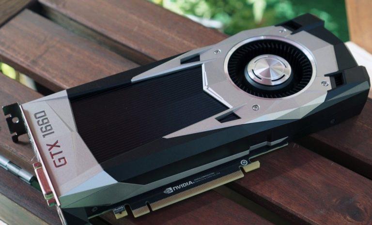 Nvidia готовит к выходу новую серию младших моделей GeForce GTX16x0