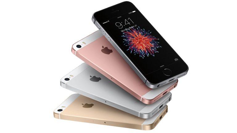 Apple Iphone SE снова исчез из продажи