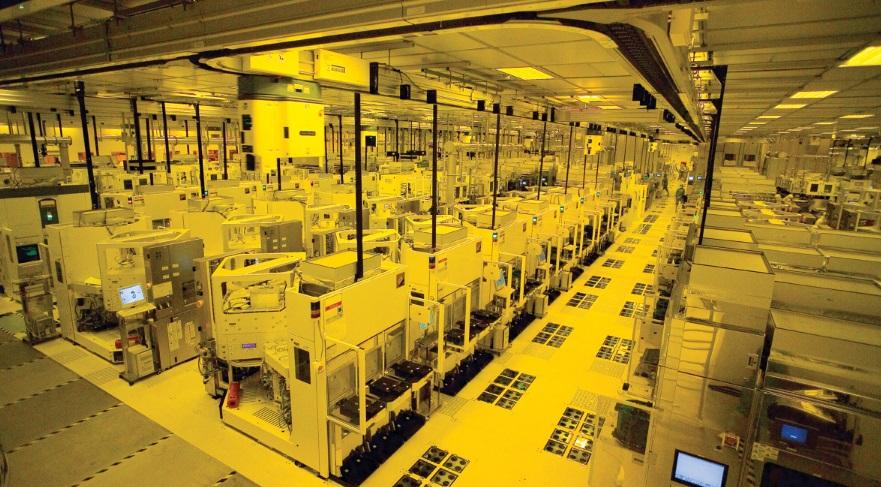 Контрактный кремниевый изготовитель TSMC планирует освоить 5нм к 2020 году