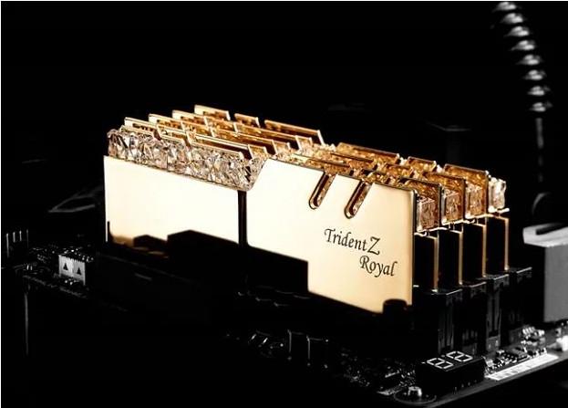 G.Skill выпускает кит на 192 гигабайта DDR4