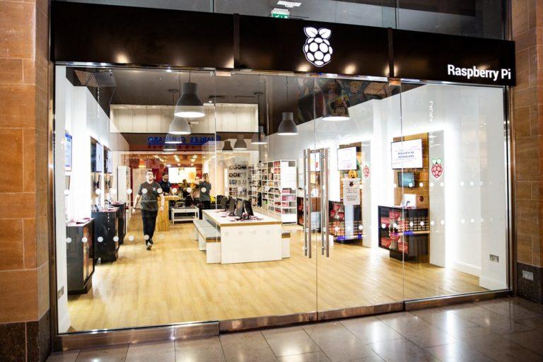 Raspberry Pi открыла первый фирменный магазин