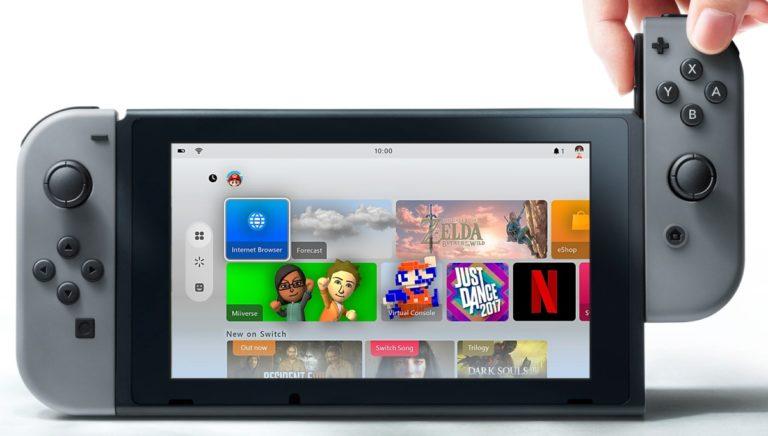 Nintendo готовит к выпуску дешевую версию Switch