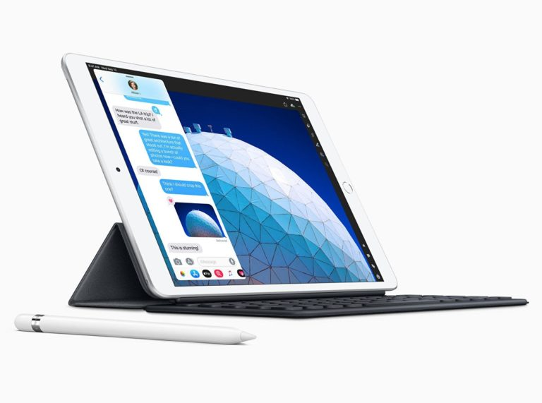 Apple запустила продажи новых Ipad Air и Mini