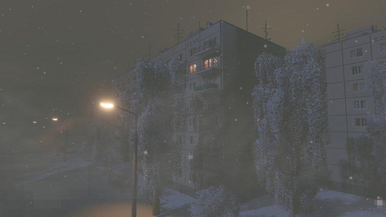 IT`S – WINTER. Steam продаёт игру о жизни в России