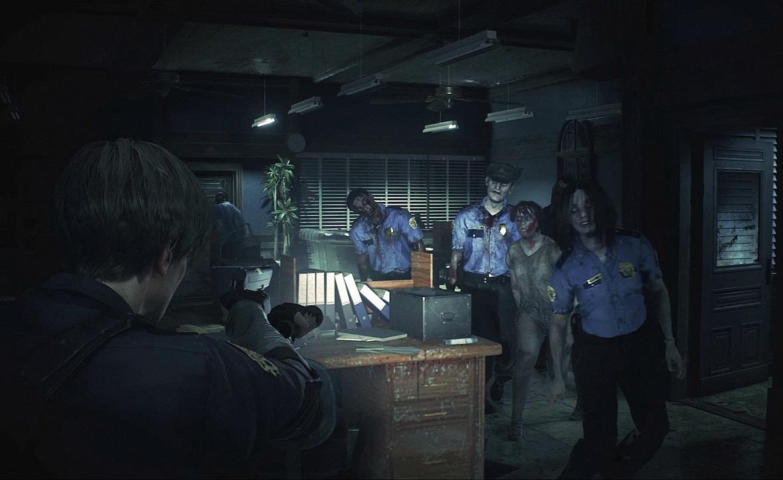 Игра Resident Evil 2 Remastered расходится рекордным тиражом